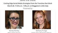 Cutting Edge Social Media  Strategies that Work