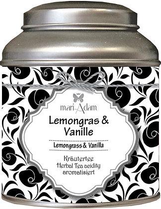 mariAdam Lemongras Vanille Kräutertee