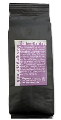 Maragogype Kaffeerarität sahnig-mild