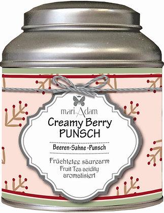 Früchtetee Cream Berry PUNSCH säurearm