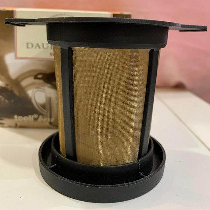 Dauer-Goldfilter Tasse oder Kanne