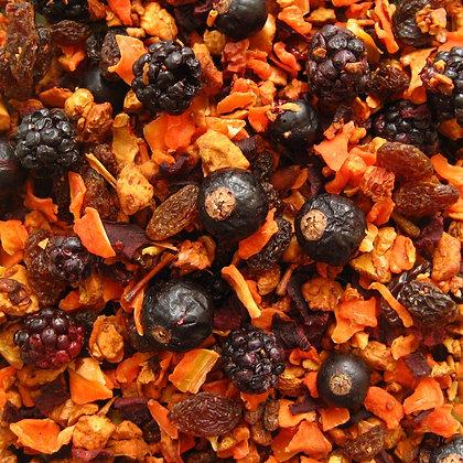 Früchtetee Black Currant säurearm