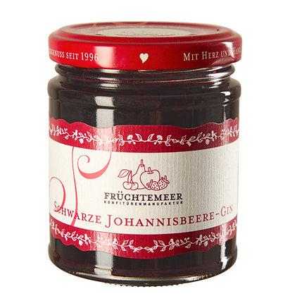 210g Handgemachter Fruchtaufstrich Johannisbeere-GIN