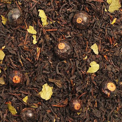 Schwarzer Tee Black Currant