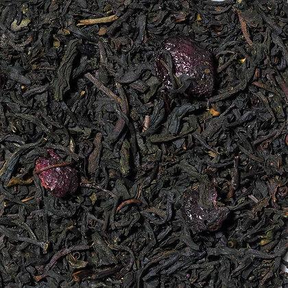 Schwarzer Tee Wildkirsch