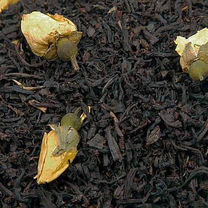 Schwarzer Tee Venezianische Rose