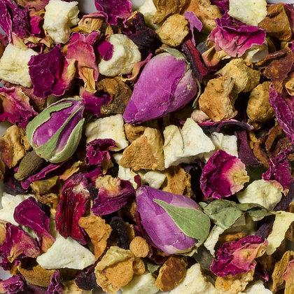 Früchtetee Orientalische Rose