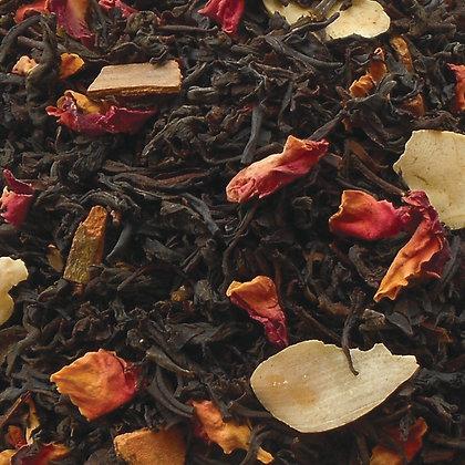 Schwarzer Tee Klassischer Weihnachtstee natürlich