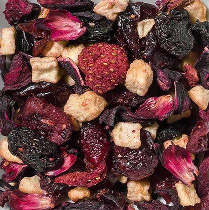 Früchtetee Creamy Berry PUNSCH säurearm