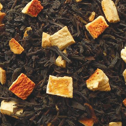 Schwarzer Tee Wintergedicht