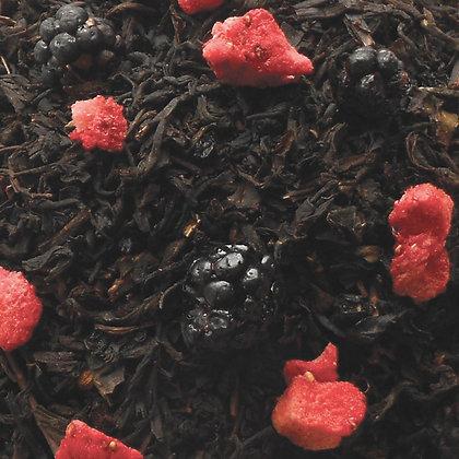 Schwarzer Tee Wilde Waldbeere