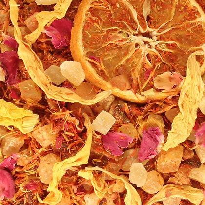Früchtetee Mandarine & Orange säurearm