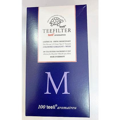 100 Stück Papierfilter M