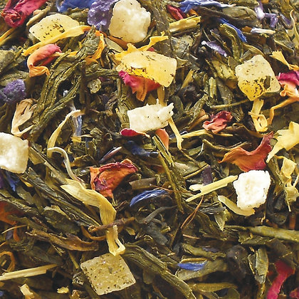 Grüner Tee Passionsfrucht