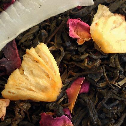 Grüner Tee Mandakos Traum