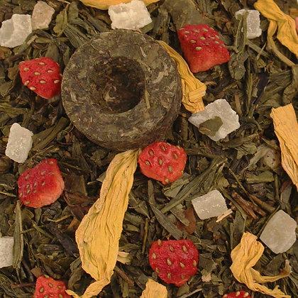 Grüner Tee Acht Schätze des Shaolin