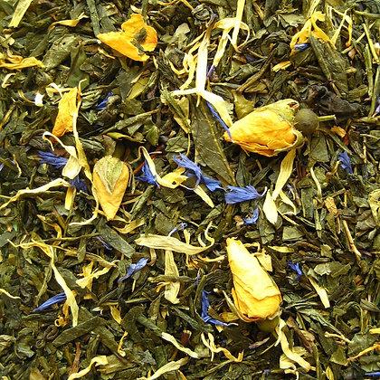 Grüner Tee Rose des Orients
