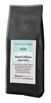 Wiener Kaffeehaus Mischung mild
