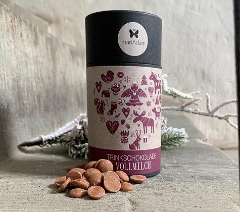 200g Dose Belgische Vollmilch Trinkschokolade