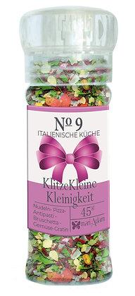 45g Gewürzmühle NO9 KlitzeKleine Kleinigkeit - Italienische Küche - 45g