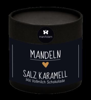 110g Dose Mandeln Salz Karamell