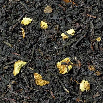 Schwarzer Tee Lemon natürlich