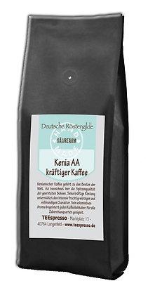Kenia AA Kaffee kräftig