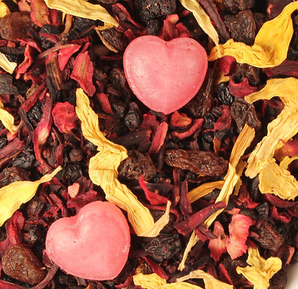 Früchtetee Langenfelder Herzchen