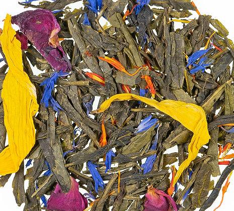 Grüner Tee Sonnenwiese