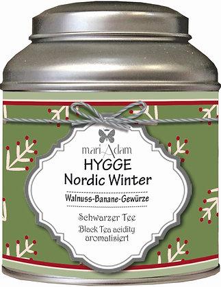 mariAdam Schwarzer Tee HYGGE Nordic Winter