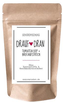 45g DRAUF + DRAN Tomaten DIP