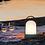 Thumbnail: Kabellose aufladbare Lampe URI ANABELLE