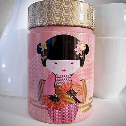 150g Teedose Geisha Rosa