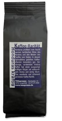 Honduras Kaffeerarität kräftig