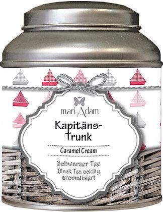 mariAdam KAPITÄNSTRUNK Caramel Cream Schwarzer Tee