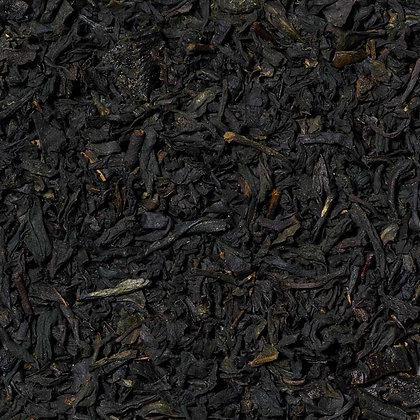 Schwarzer Tee Vanille Sahne