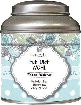mariAdam FÜHL DICH WOHL Wellness-Kräutertee