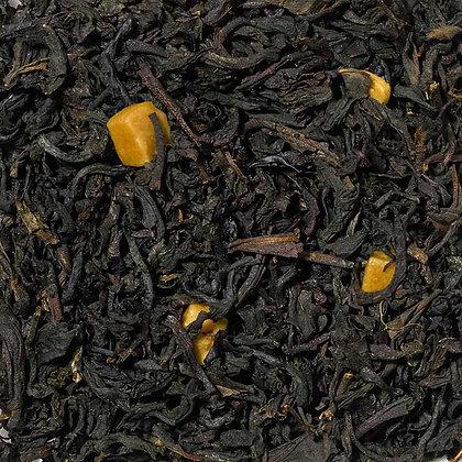 Schwarzer Tee English Karamell