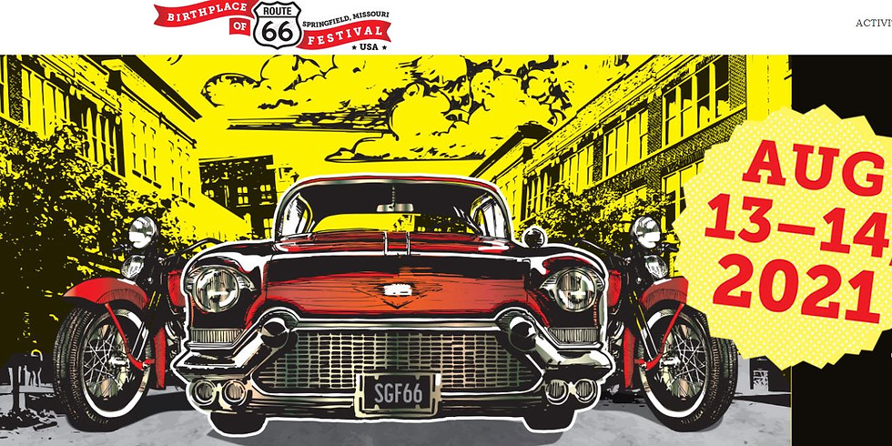 Birthplace of Route 66 Festival & Car Show