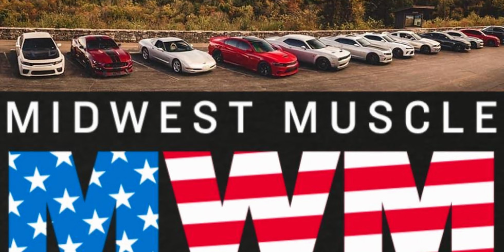 Midwest Muscle Summer Cruise
