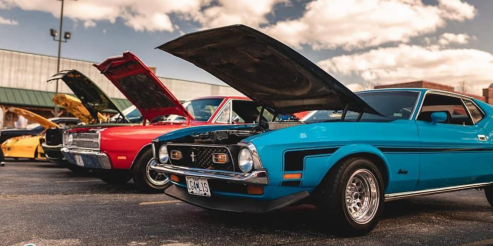 First Annual Midwest Muscle Car Show