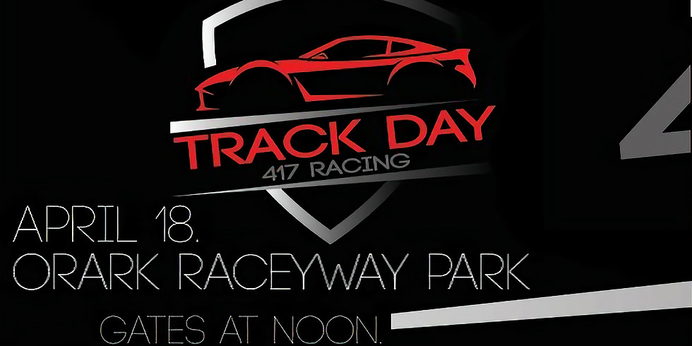 417Racing Spring Track Day at ORP