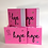 Thumbnail: Pink Hope Breast Cancer Awareness / Notecards