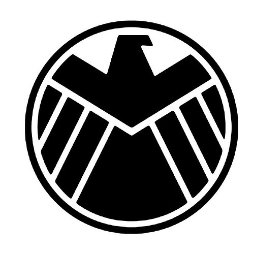 Agents of SHIELD, Marvel Comics Inspired Decals