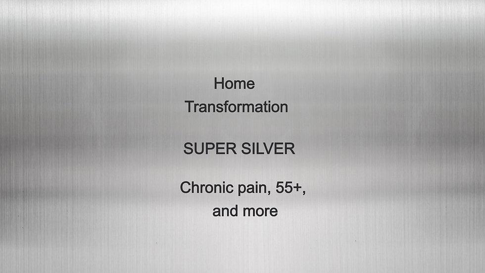 Super Silver- Home Transformation