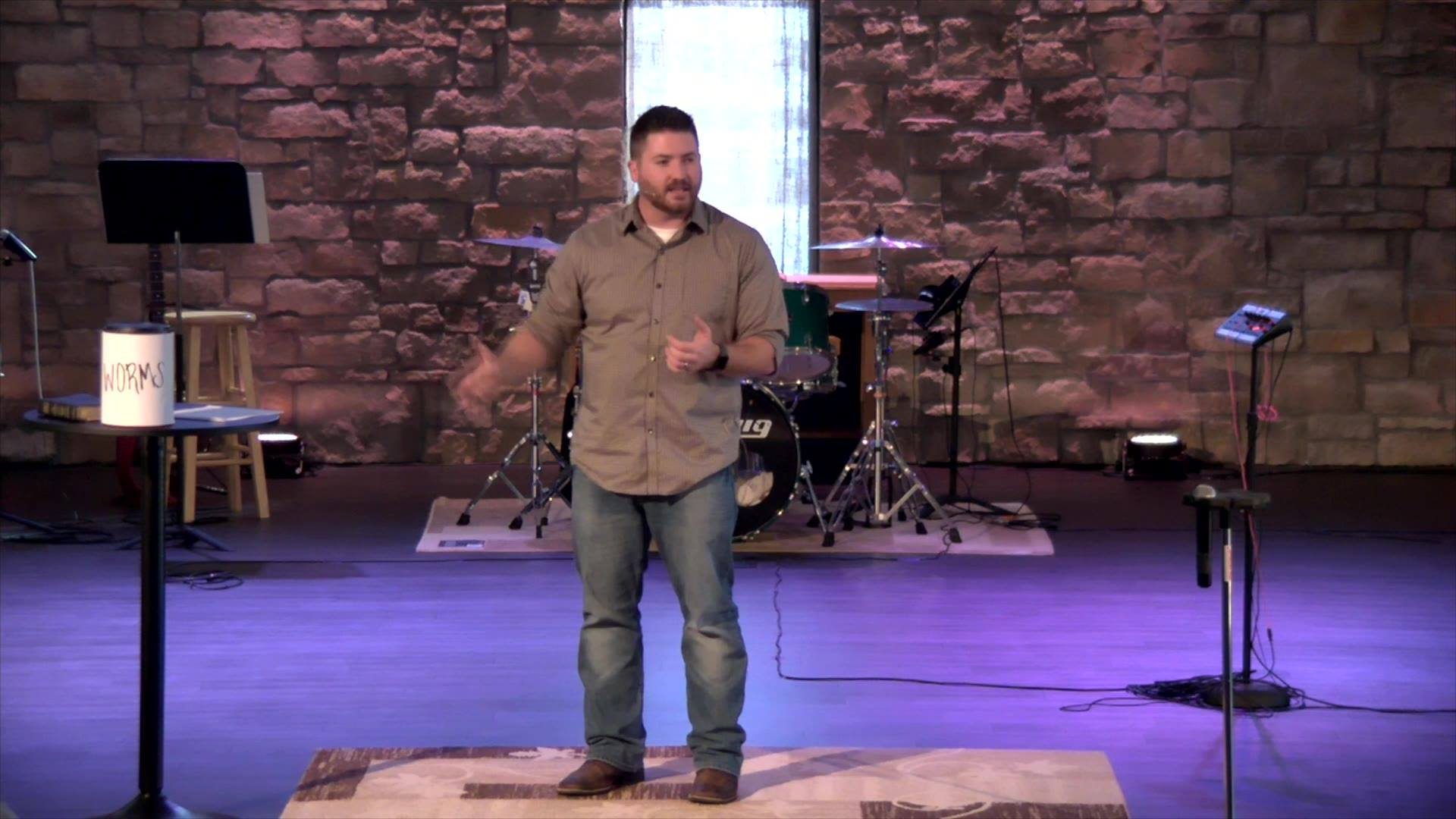 Walking with Jesus: Baptism and Temptation