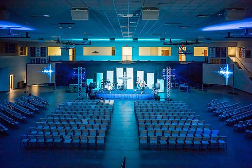 Always a pleasure helping out our good friends _r_avl #church #production #audiovisual #staging #eve