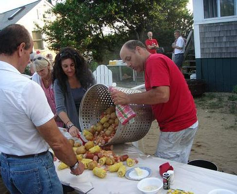 Clam Bake for PPOCC