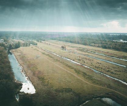 Aerial fotografie