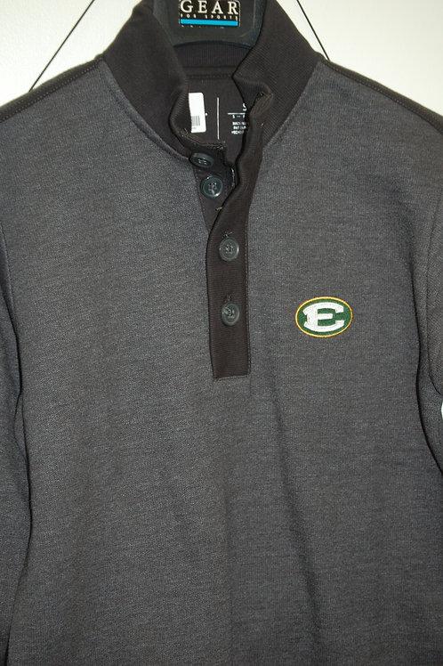 Henley Fleece Pivotal Pullover